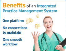 Benefits of an Integrated EMR and Practice Management System