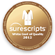 Surescripts White Coat of Quality certified EMR