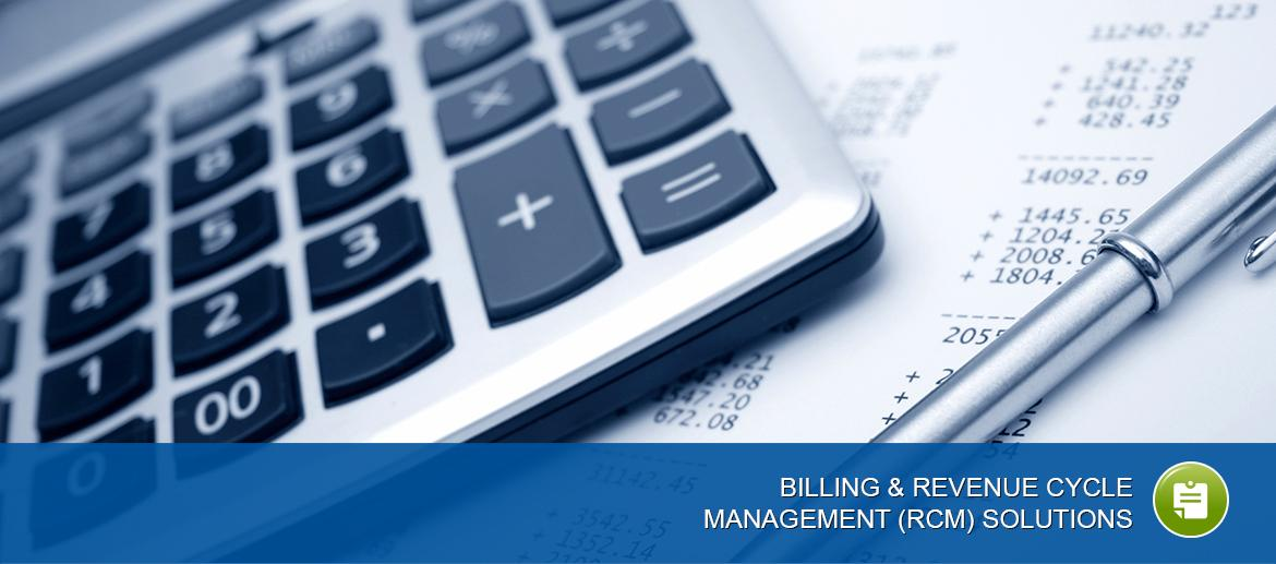 Billing and Revenue Cycle Management (RCM) Solutions