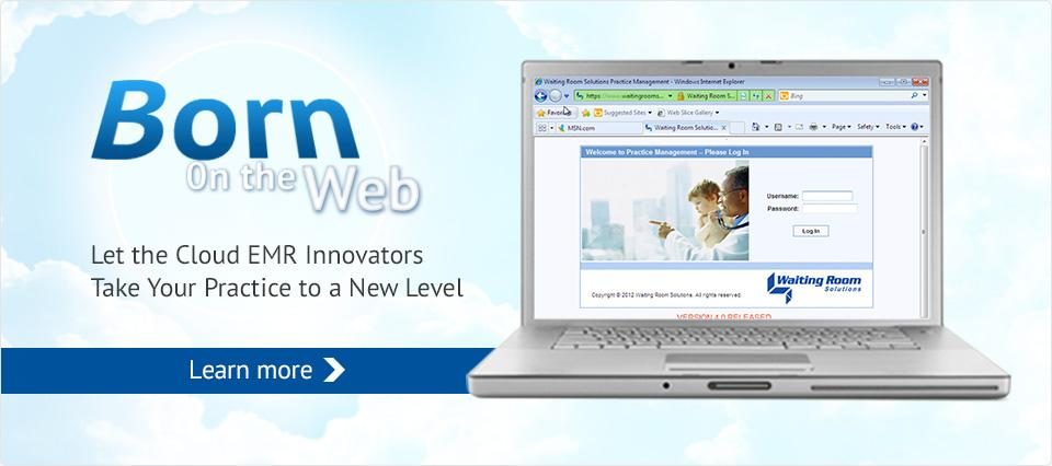 WRS Health Web-Based or Cloud Solution EMR