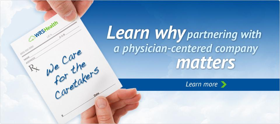Physician-centered EMR Company
