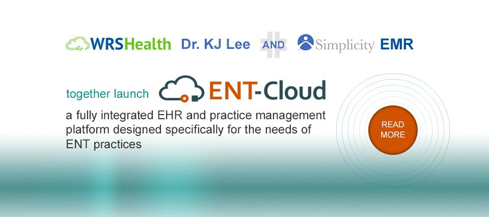 WRS Health and Simplicity Launch ENT-Cloud