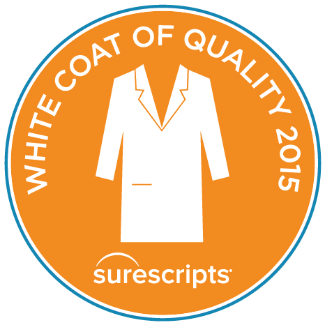 WRS Health Certified EHR Surescripts White Coat of Quality