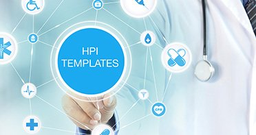 EHR Quick Charting - HPI Templates